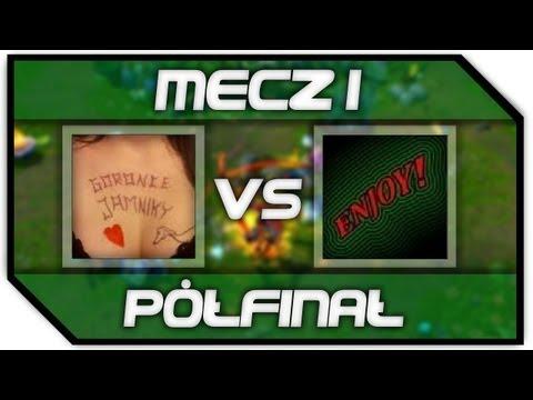 League of Legends - Goronce Jamniky vs African American #01 [Półfinał]