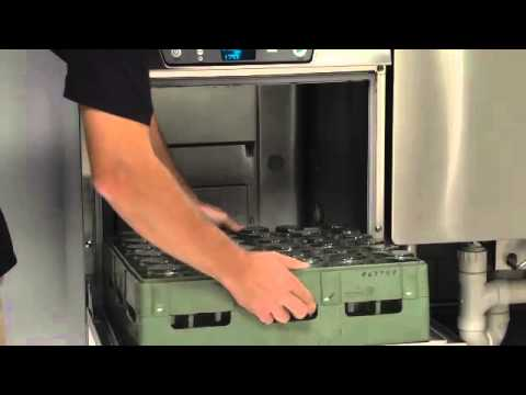 Advansys™LXe Undercounter Commercial Dishwasher