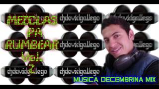 MUSICA DECEMBRINA MIX dj david gallego