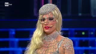Alessia Macari è Lady Gaga:
