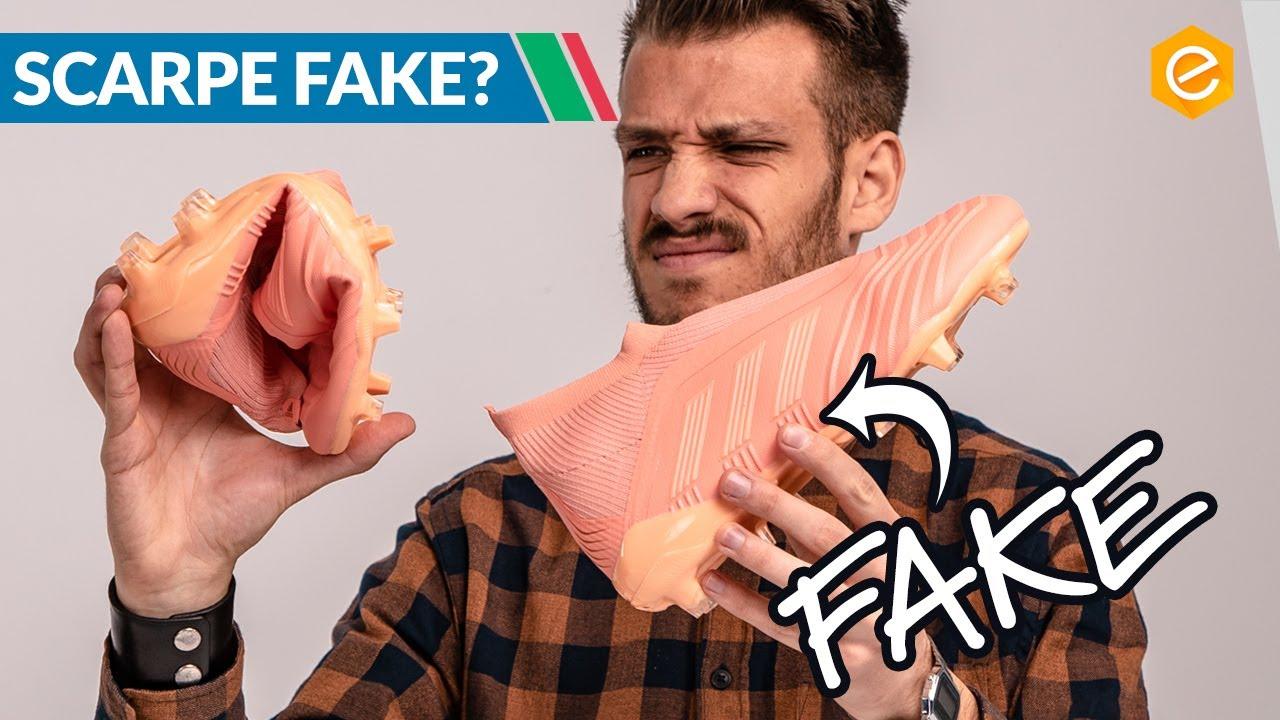 Calcio Scarpe Non Comprare Da Perché FakeCalciotube 8wPNnOk0X