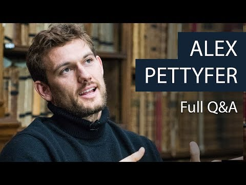 Alex Pettyfer  Full Q&A at the Oxford Union