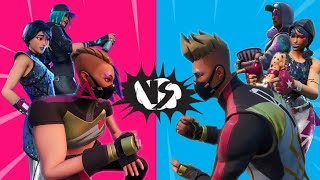 Fortnite Season X VS OG skins & Items (S2-S6)