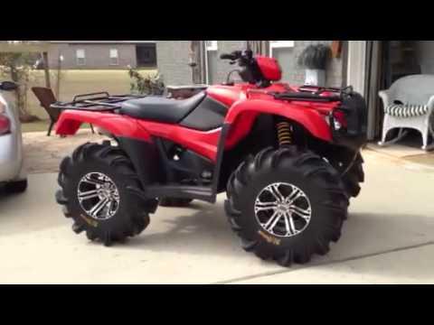 2012 Honda Foreman On 29 5 S Walk Around Youtube