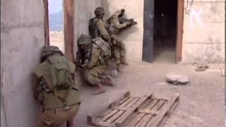 אחרי הקו: אימון חטיבת הנח