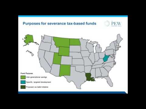 How Permanent Trust Funds Help States Save for the Long Term