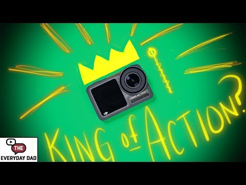 DJI Osmo Action | The New 4K KING Of Action?!