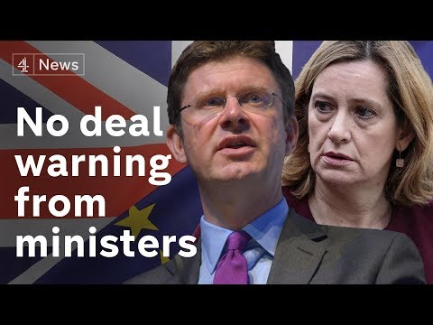 Ministers warn against no deal Brexit  #BREXIT