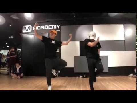 kokobop 3rd chorus choreography mihawk&kasper collabo class