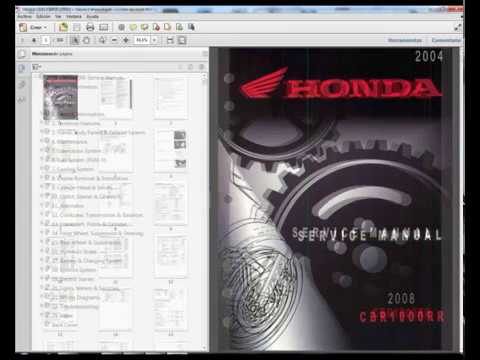 Honda    CBR1000RR  20042011   Service Manual  Parts Catalogue     Wiring       Diagram     YouTube