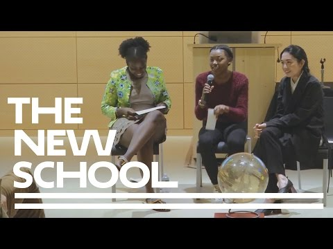 2017 Dean's Honor Symposium - How Cultural Legacy Spans the Globe | The New School