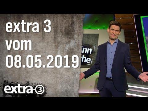 Extra 3 vom 08.05.2019 | extra 3 | NDR