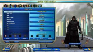 Champions Online- Criando Personagem #2