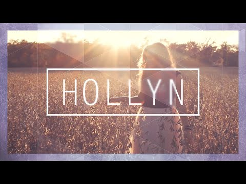 Hollyn - Alone (Feat. TRU) [Official Lyric Video]