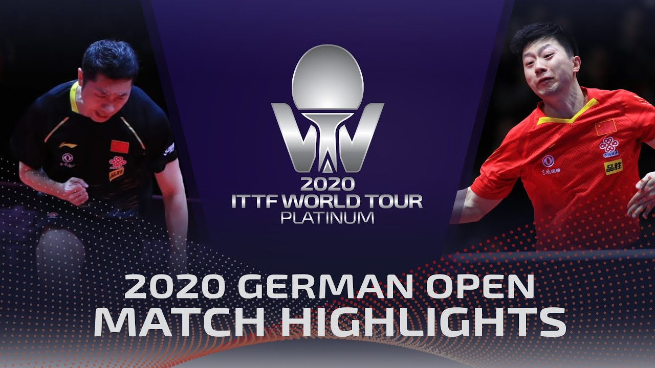 Download Ma Long vs Xu Xin | 2020 ITTF German Open Highlights (Final)