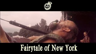Fairytale of New York - Lyrics - Song from the Pogues which describes how Christmas can go wrong