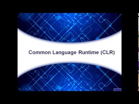 What is Common Language Runtime (CLR)