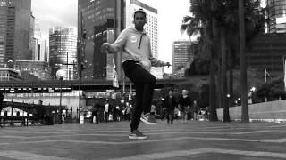 Marshmello ft. Khalid - Silence (Slushii Remix)  in sydney BY ÅIR