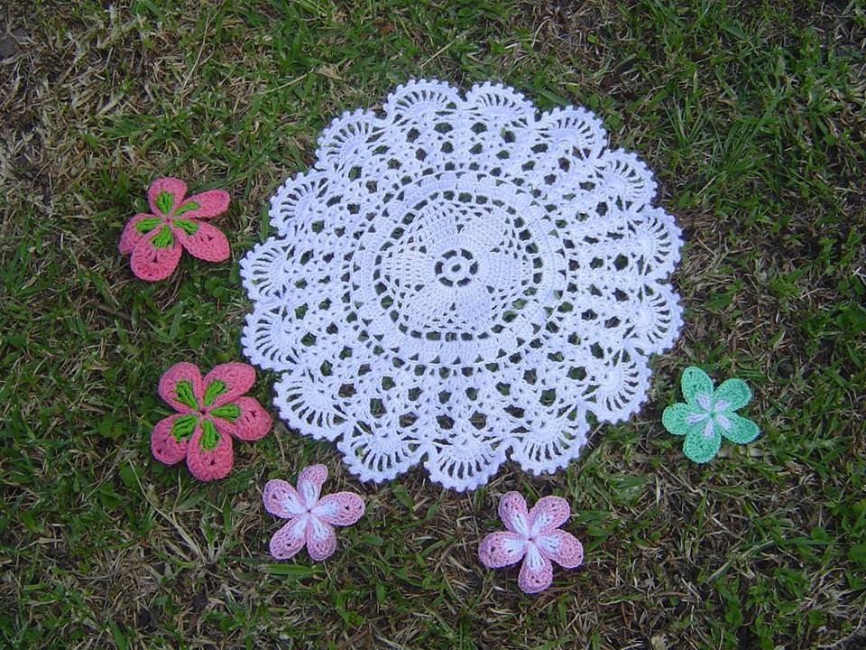 como aprender a tejer carpeta f cil a crochet paso a paso On aprender a tejer crochet paso a paso