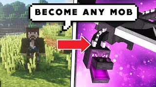 MINECRAFT: HOW TO BECOME ANY MOB IN MINECRAFT| @Finestly on @Gaming Tak