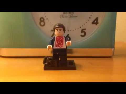 Lego Custom Peter Parkerprototype Spiderman Suit Showcase YouTube - How to make homemade lego decals