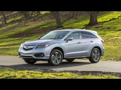 Acura RDX 2018 Car Review