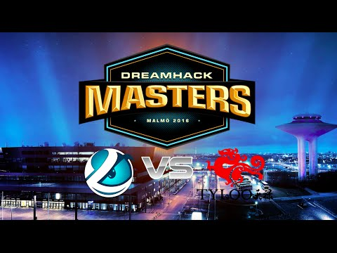 CS GO : TYLOO (China) vs LUMINOSITY Gaming  - DreamHack Malmo 2016