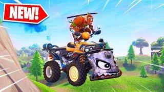 NEW QUADCRASHER ATV GAMEPLAY in Fortnite!
