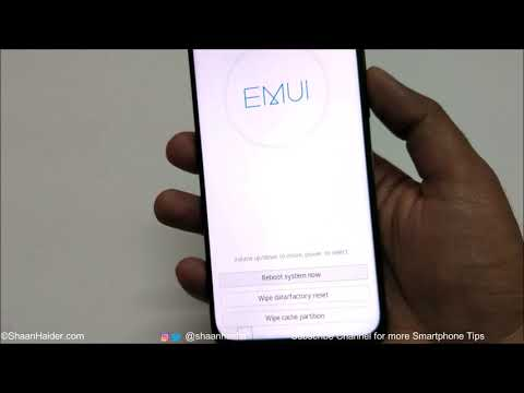 Forgot Password - How To Unlock Huawei Nova 4 Or ANY Huawei Smartphone