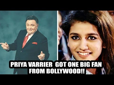Bollywood Reacts On Internet Sensation Priya Prakash Varrier | Sillymonks Malayalam