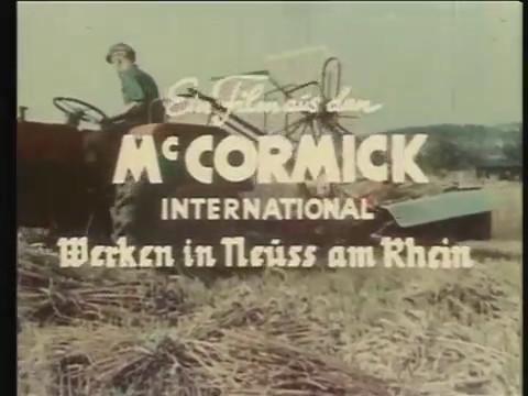 Mc Cormick Werbefilm von 1956