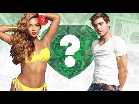 WHO'S RICHER? - Beyonce or Zac Efron? -...