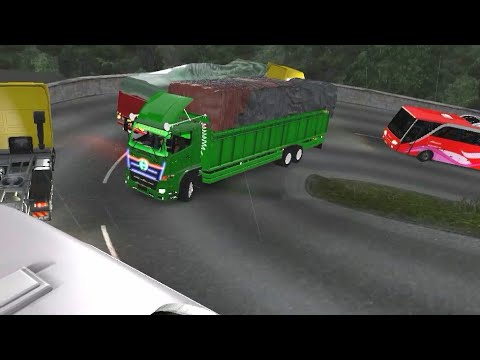 Tes Skil Supir khas truk sumatraan