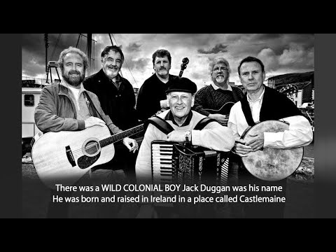 The Irish Rovers, Wild Colonial Boy w/ Lyrics