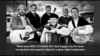 The Irish Rovers, Wild Colonial Boy w/ Lyrics