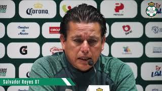embeded bvideo Rueda de Prensa: DT Salvador Reyes - 7 Febrero