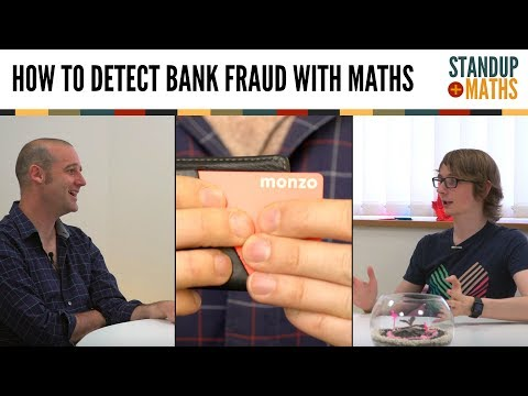 How to detect bank fraud with maths