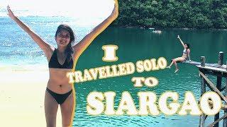 SIARGAO TRAVEL VLOG FT FILIPINO VLOGGER JECAHOLIC (Budget & Itinerary)