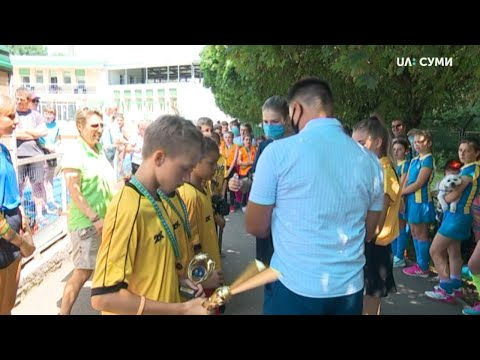 Суспільне Суми: Турнір з хокею на траві «Сумські зірочки-2020» завершився у Сумах