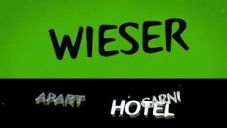 Apart Hotel Garni Wieser - Sölden - Tirol - Austria