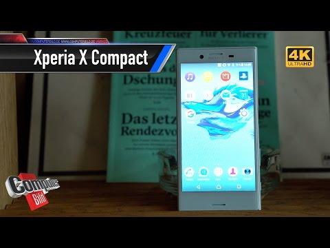 Sony Xperia X Compact im Check: Kompaktes Powerpaket?