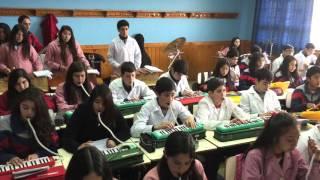 """""""OLOR A GAS"""" Los Tres - 7mo año A Colegio Preciosa Sangre Purranque"""
