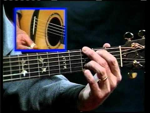 Livingston Taylor's Excellent Guitar Lesson
