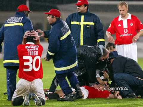 Miklos Feher & The Last Moments Of His Life After A Yellow Card