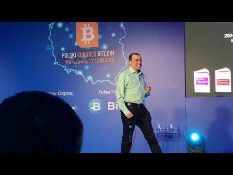 Polski Kongres Bitcoin 2018 - Andreas Antonopoulos
