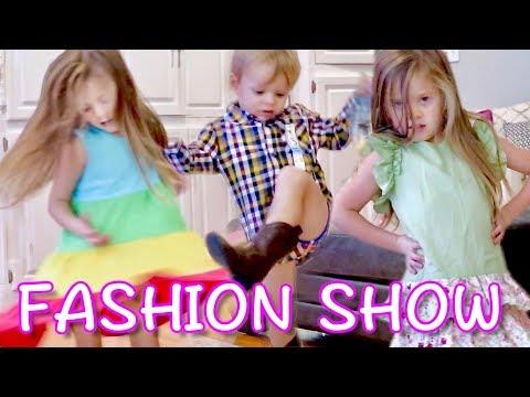 Sibling Fall Fashion Show! (+ Hurricane Michael Update)