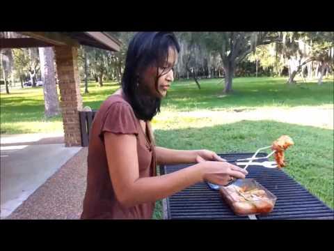 Filipino Barbecue - Lake Seminole Park