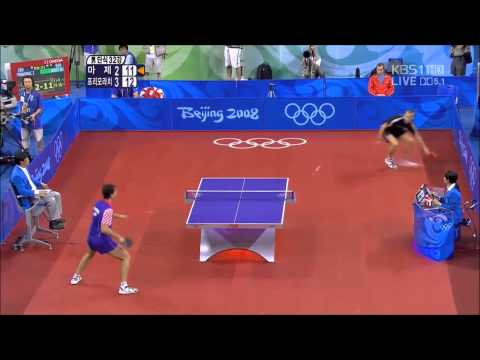 Thumbnail: Best 10 Ping Pong Points 2012