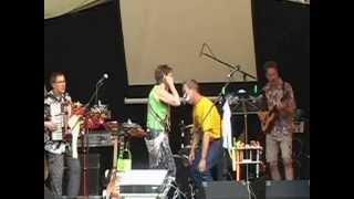 Dirty Love (zappa) *ukulele Live Version* Zappanale #24 2013