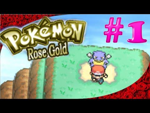 pokemon rose gold download gba